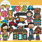 Kids Toy Store Clip Art