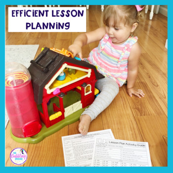 Toy Companion Speech & Language Cheat Sheets