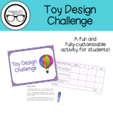 Toy Design Challenge