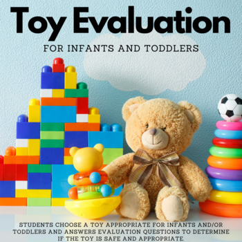Toy Evaluation for Infants and Toddlers (Child Development)