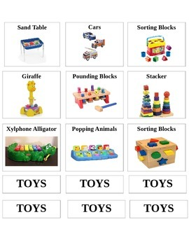 Toy Labels