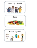 Toy Labels for the Elementary Classroom