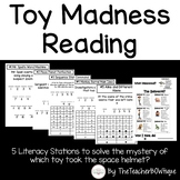 Toy Madness: A Reading Activity