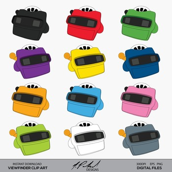 Toy Reel Viewer - Virtual Reality Viewer - Toy Photo Viewe