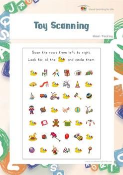 Toy Scanning