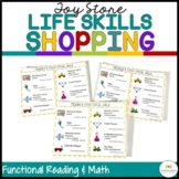 Toy Shopping: Functional Literacy and Math Skills (Special Education)