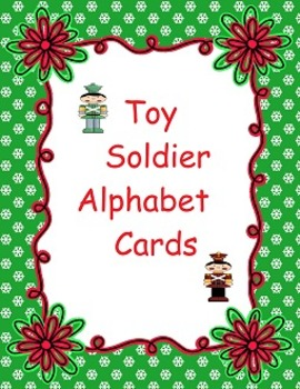 Toy Soldier ABC Cards