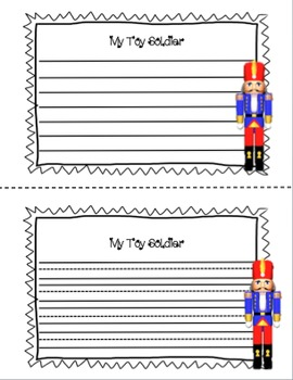 Toy Soldier Craft & Writing