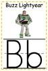 Toy Story 4 Alphabet Line for Classroom