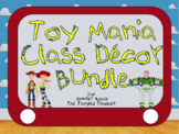 Toy Story Theme Classroom Decor Set