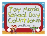 Toy Story Counting Days of School Interactive Ten Frames f
