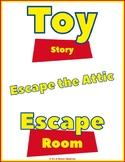 Toy Story Escape Room - Escape the Attic