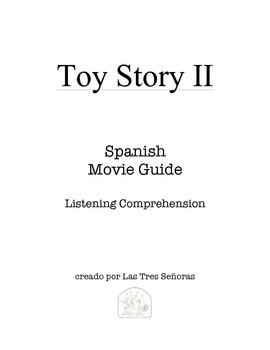 Toy Story II in Spanish Movie Guide