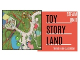 Toy Story Land STEAM Unit