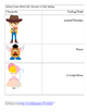 Toy Story: Social Pragmatic Language Activity Pack