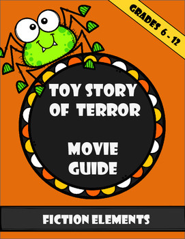 Toy Story of Terror Movie Guide - Fiction Review