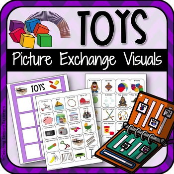 Toy Visuals for Early Intervention