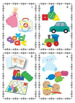 Toys-4-You Shopping Math Tasks