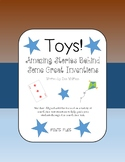 Toys! Amazing Stories Behind Some Great Inventions Non-Fic