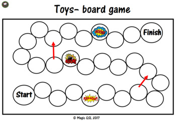 Toys  Board game