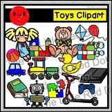 Toys Clipart