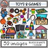 Toys + Games Clip Art SpeakEazySLP