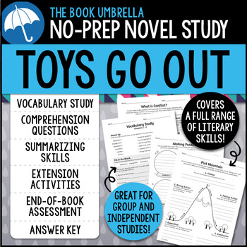 Toys Go Out By Thebookumbrella Teachers Pay Teachers