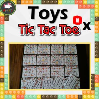 Toys Tic Tac Toe ( level 2)