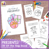 Toys Vocabulary Lift the Flap Book