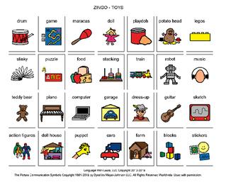 Toys Zingo! [speech therapy and autism]