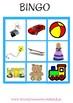Toys- bingo