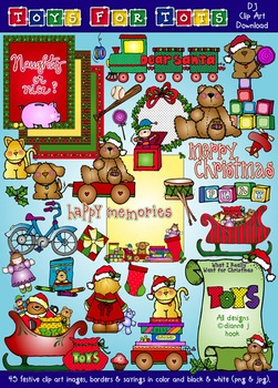 Toys for Tots Clip Art Download
