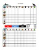 Toys in English Battleship game