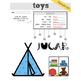 Toys in Spanish | Spanish Vocabulary