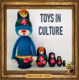 Toys in culture - ESL adult cross culture conversation lesson