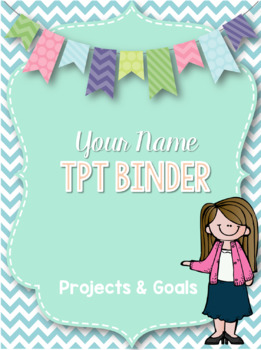 TpT Binder FREEBIE