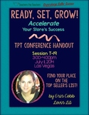 TpT Conference 2014 Handout - Session T-19: Accelerate You