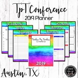 TpT Conference 2019 | Planner