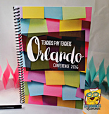 Orlando Conference Planner & Journal 2016 *HARD GOOD*
