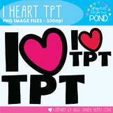 TpT Love - Clipart for Sellers and Bloggers