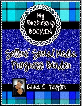 TpT Must-Have~ Seller's Social Media and Store Binder