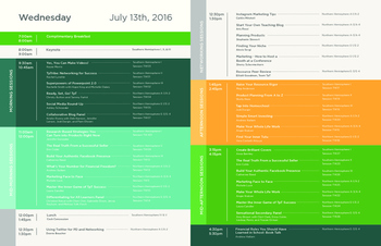 TpT Orlando 2016 Program Guide