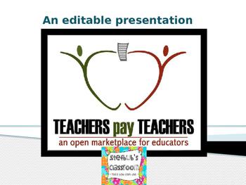 TpT Presentation