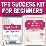 How to Sell on TPT Bundle | TpT Sellers Kit & Guide with O