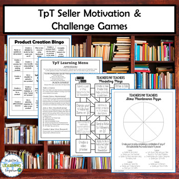 TpT Seller Challenges