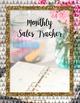 Planner for Teachers pay Teachers Sellers! ( B/W Gold Glit