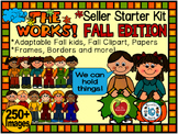 TpT Seller Toolkit {Fall - The Works}