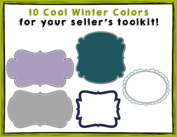 TpT Seller Toolkit {Frames}