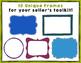 TpT Seller Toolkit {Frames}
