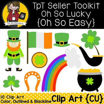 TpT Seller Toolkit {Saint Patrick's Day}